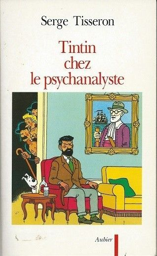 Tintin chez le psy for Chez le psy